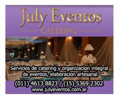 July Eventos Catering por Capital Federal