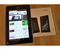 Vendo Tablet Acer Iconia con sistema android