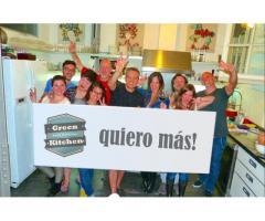 Curso Taller de Cocina Vegetariana en Capital Federal Buenos Aires