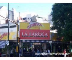La Farola de San Isidro