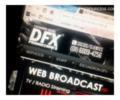 Diseño y programación de paginas web