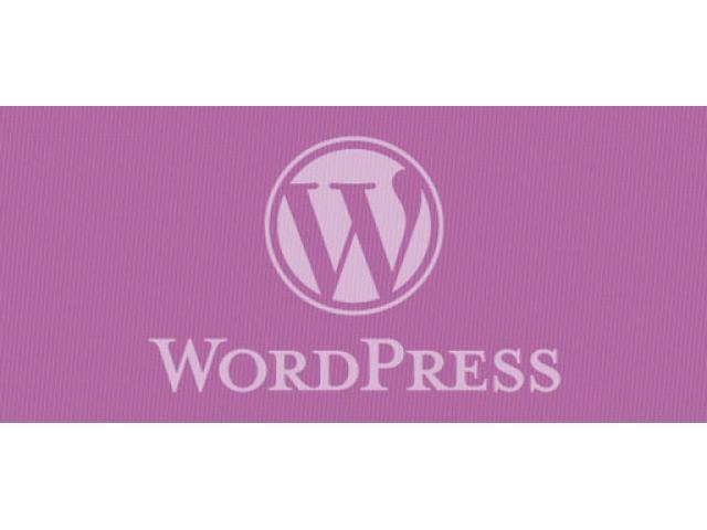 Clases de wordpress por san isidro