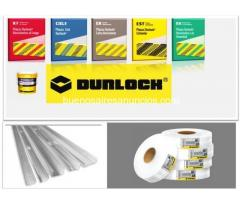 Placas Durlock 9,5 y 12,5 mm.