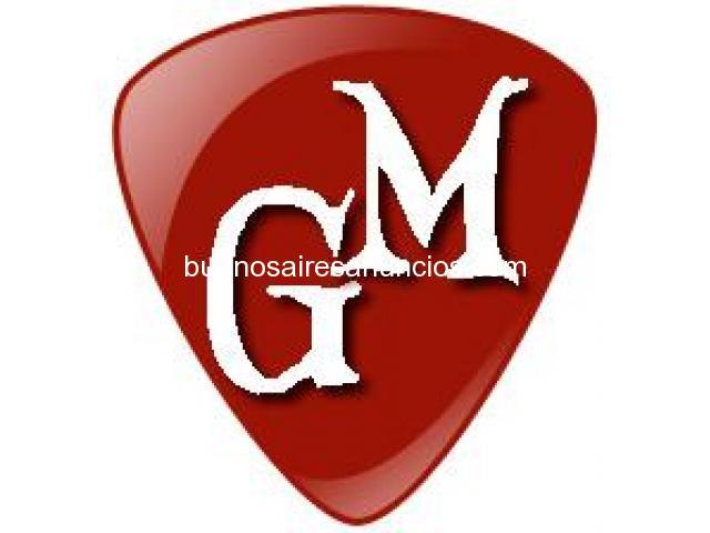 Clases de Guitarra - Zona Norte