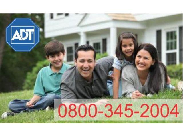 ADT - Alarmas para casas en Buenos Aires 0800-345-2004