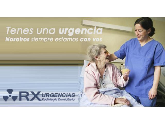 Radiografia a domicilio - RX Urgencias